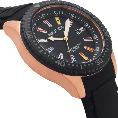 Nautica Watch Anthracite