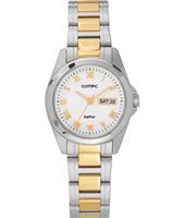 OL26DSS112B  27mm Bicolor Ladies Watch with Sapphire Crystal