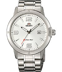 41mm Steel Gents Watch with Date