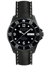 EX-D-MBB-44-CL-BL Diver 44 Moby Dick Steel Gents Diving Watch with DayDate
