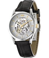 R8221180006 Sunray 39mm Swiss Automatic Skeleton Watch
