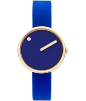 43389  30mm Royal Blue Ladies Design Watch