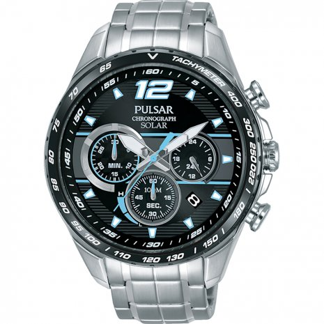 Pulsar Accelerator Watch