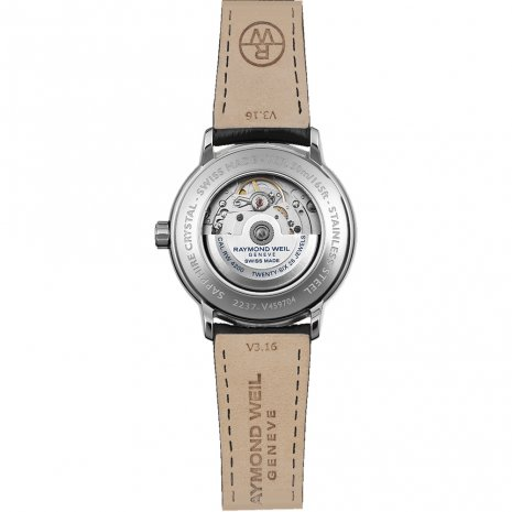 Raymond Weil Watch White