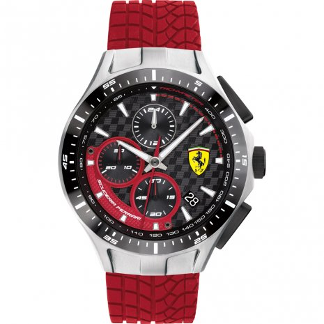 Scuderia Ferrari Race Day Watch