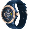 Scuderia Ferrari Watch Blue
