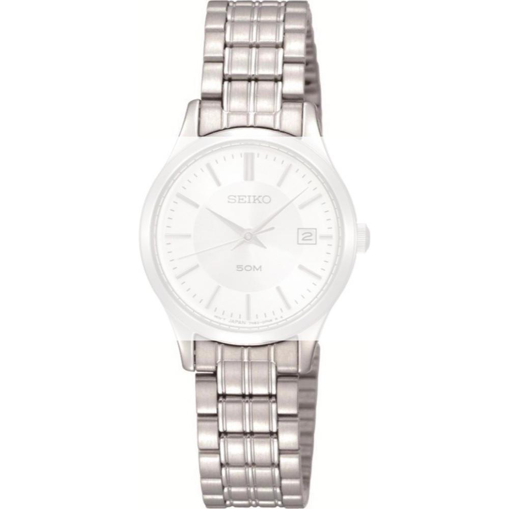 8b38c4424 Seiko Strap M06P221J0 • Official dealer • Watch.co.uk