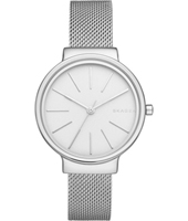 SKW2478 Ancher Narrow 30mm Silver Milanese Ladies Watch
