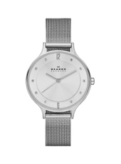 SKW2149 Anita Medium 30mm Silver Milanese Ladies Watch