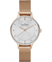 SKW2151 Anita Medium 30mm Rose Gold Milanese Ladies Watch