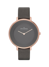 SKW2216 Ditte Large 36.50mm Grey & Rose Gold Ladies Design Watch
