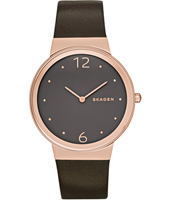 SKW2368 Freja Large 34mm Rose Gold Ladies Quartz Watch