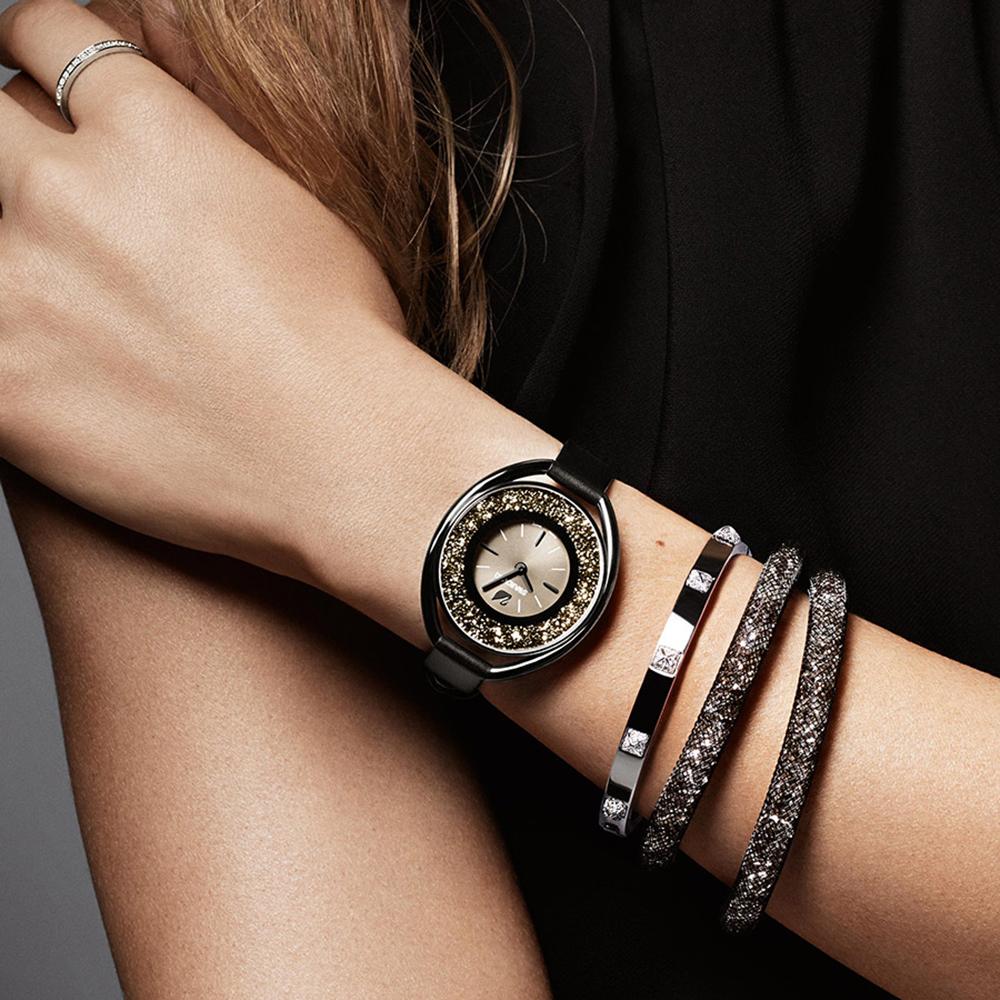 Swarovski 5158517 Crystalline Oval Watch • EAN  9009651585172 ... 13873cdc6