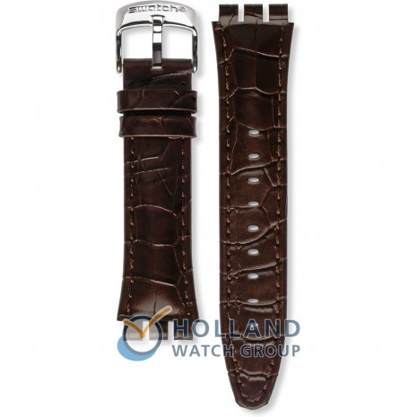 Swatch YVS400 Browned Strap