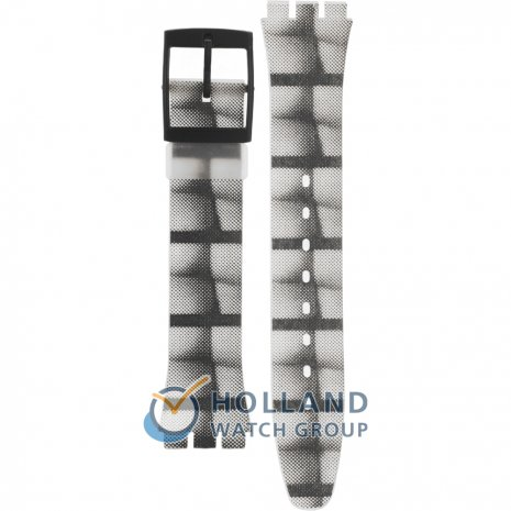 Swatch GB168 Film No 4 Strap