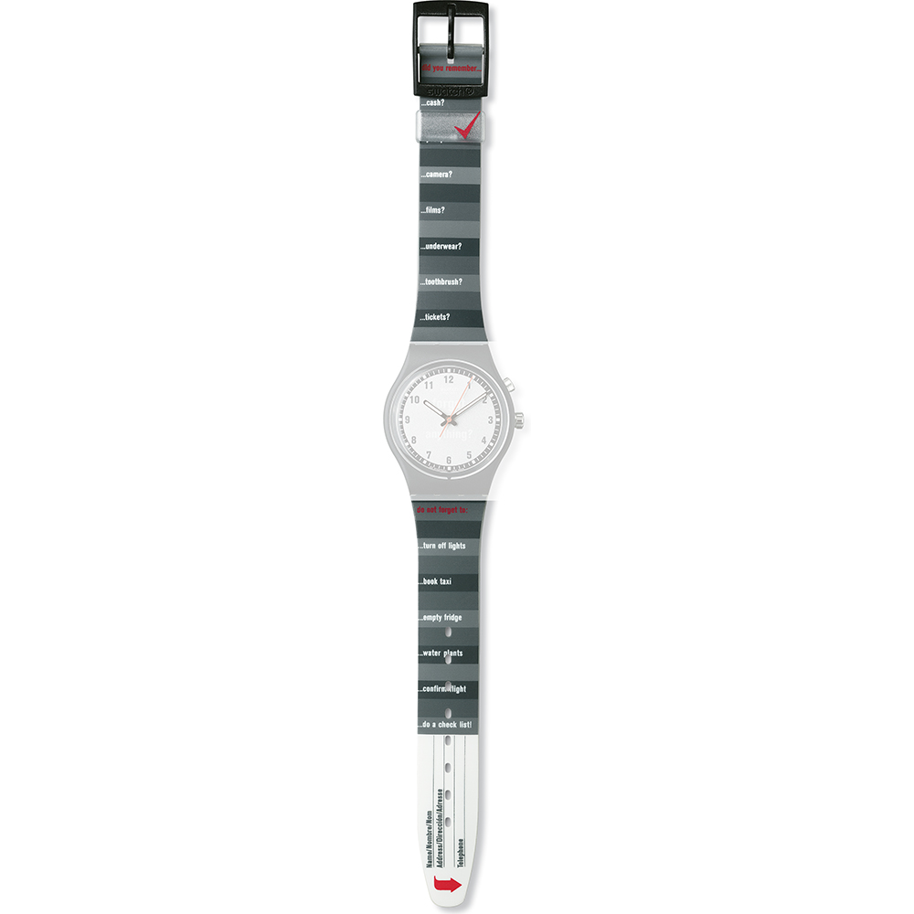 Swatch Strap Agb905 Packing List Official Dealer Watch Co Uk