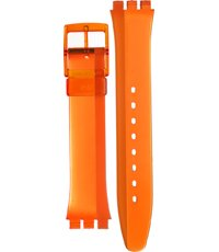 AGO116 GO116 Bloody Orange 17mm