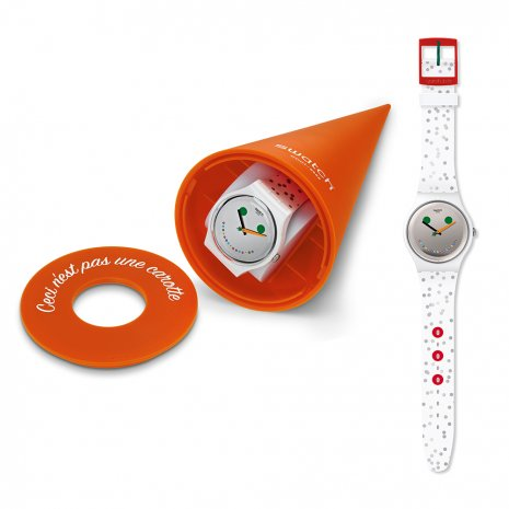Swatch Isidor Watch