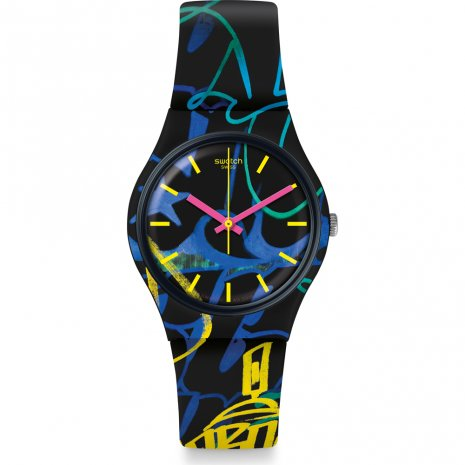 Swatch Nightclub  Watch