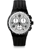 SUSB103 Nocloud 42mm Plastic watch chronograph