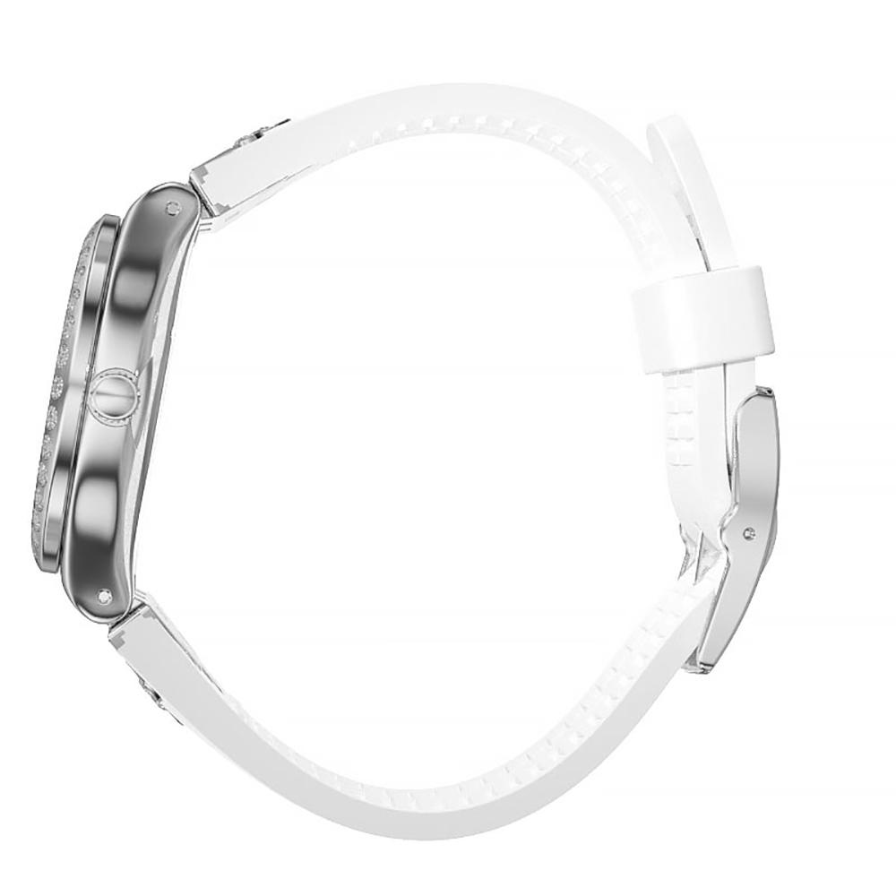 Irony In Yls463 Watch Swatch Pretty White zpUMVS