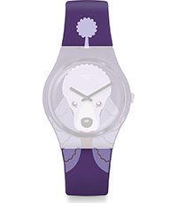 GV133 Purple Poodle 34mm