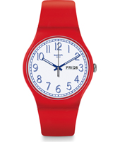 SUOR707 Red Me Up 41mm New gent watch