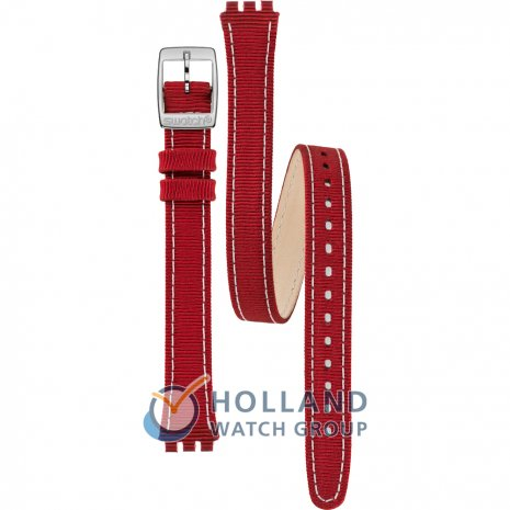 Swatch YSS289 Red Street Wrist Strap
