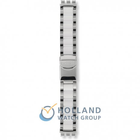 Swatch YCS552G Secret Thought White Strap