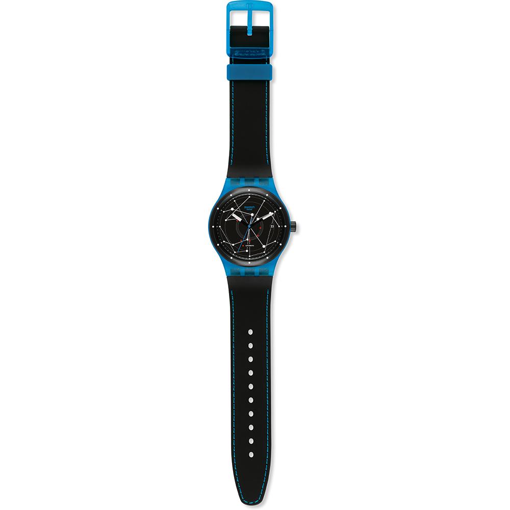 e7530710a181 Swatch The Originals SUTS401 Sistem Blue Watch • EAN  7610522133136 ...