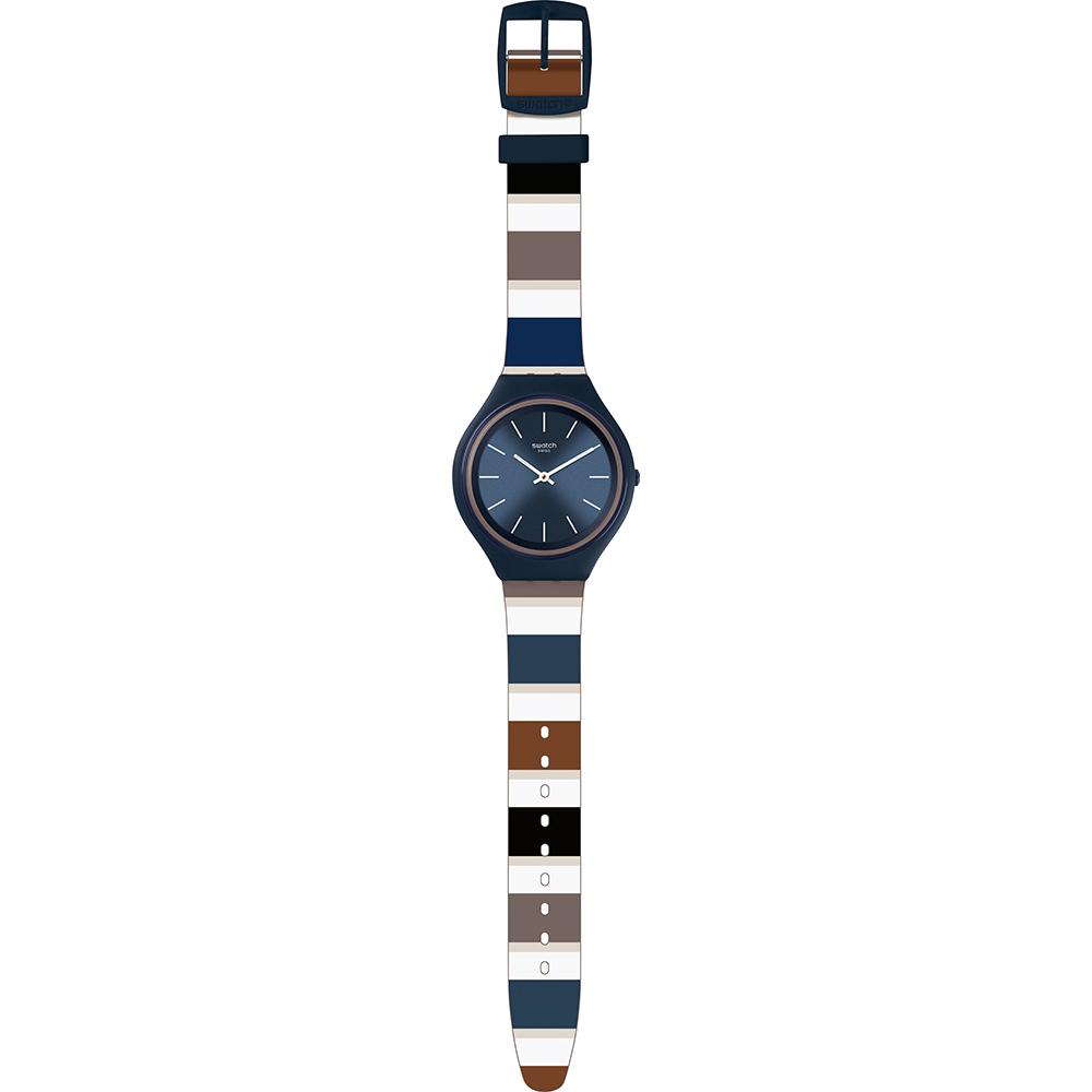 0c2f6fb12547 Swatch Skin SVUN103 Skinkiss Watch. Swatch Skinkiss Watch. Swatch Watch 2018