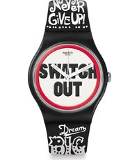 SUOB160 Swatch Out 41mm