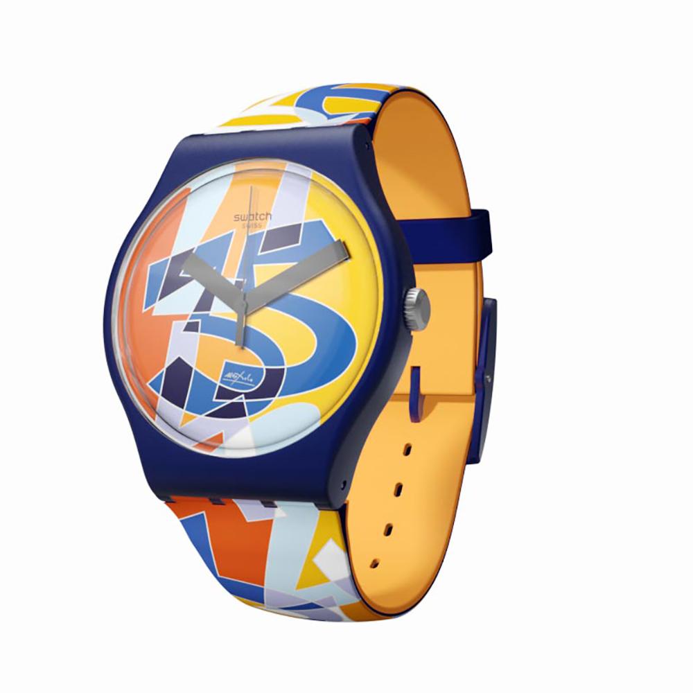 7f83daa25219 Swatch Special SUOZ281S Swatch Ugo Watch • EAN  7610522780750 ...
