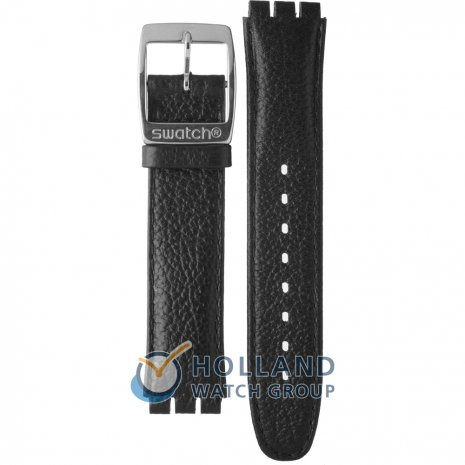 Swatch YAS405 Black Board Strap