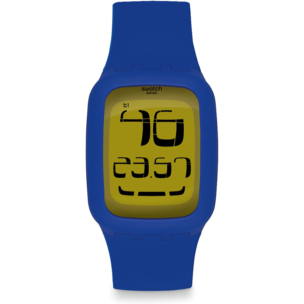 7350497c3f89 Swatch SURN102 Yellow Flake Watch • EAN  7610522330429 • Watch.co.uk