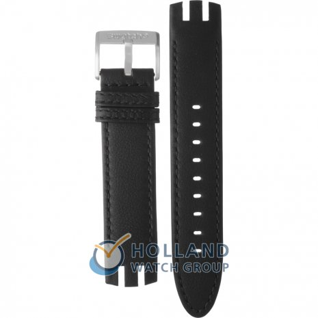 Swatch YTS400 In A Classic Mode Strap