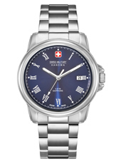06-5259.04.003 Corporal 39mm Swiss Gents watch with sapphire crystal