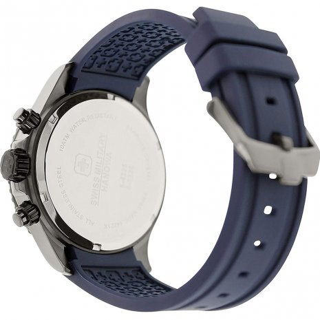 Swiss Military Hanowa Watch Blue