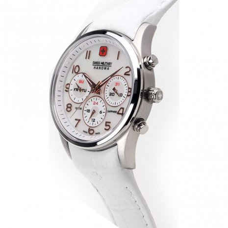 Swiss Military Hanowa Watch Silver
