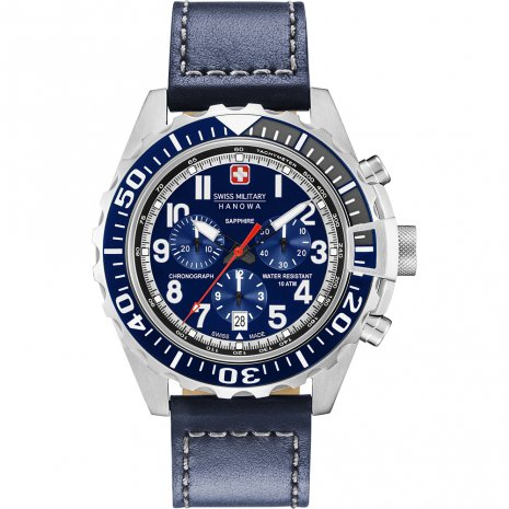 Swiss Military Hanowa Touchdown Chrono Watch