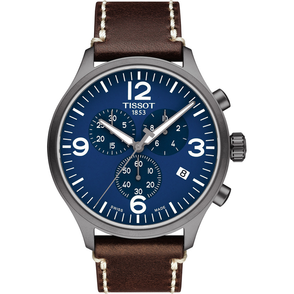 908d1814bf0 Tissot T-Classic T1166173604700 Chrono XL Watch • EAN  7611608282939 ...