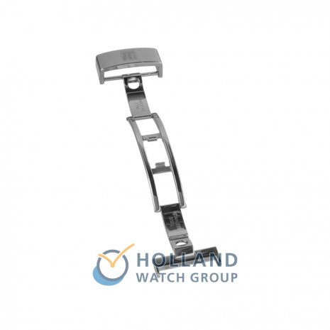 Tissot clasp Silver