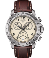 T1064171626200 V8 42.50mm Swiss made Chronograph with Date