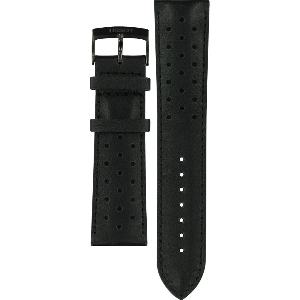 Tissot Strap T600038325 V8 Official Dealer Watch Co Uk