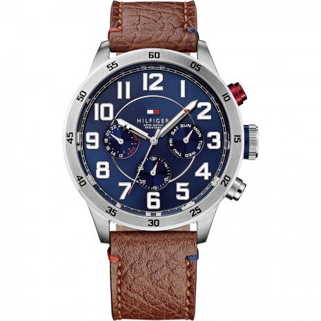 c4e09553fec Tommy Hilfiger 1791383 Denim Watch • EAN  7613272243216 • Watch.co.uk