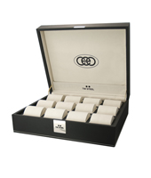CEOBOX12 Display box Display case for 12 watches