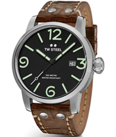 MS11 Maverick 45mm XL Men's Watch with Black Dial