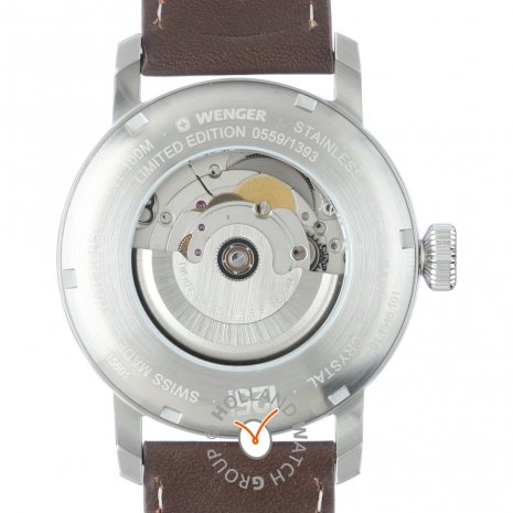 Swiss made automatic gents watch Spring and Summer Collection Wenger