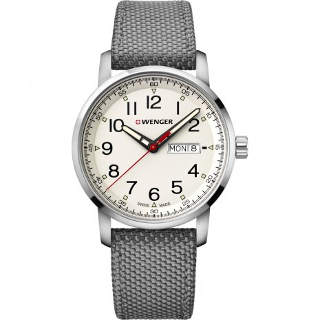 Wenger Attitude Watch