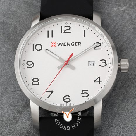 Wenger Watch 2016